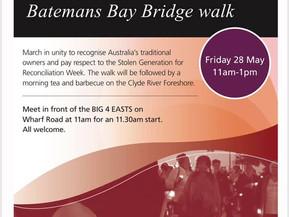 National Sorry Day Bridge Walk May 28th