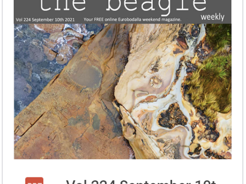 Beagle Weekender of September 10th 2021 OUT NOW