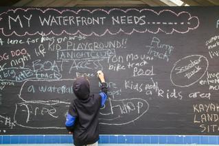 Waterfront plan inspires awards
