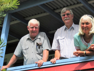 Scouts' Sydney Cove Long Walk remembered