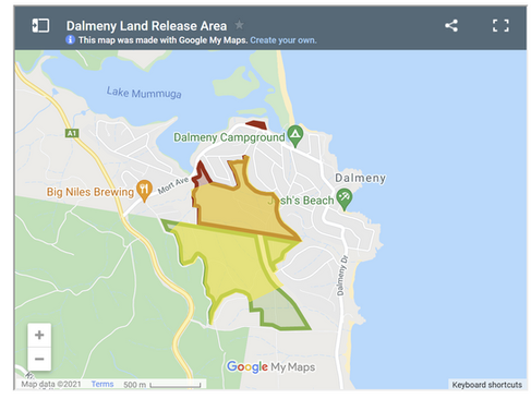 McGinlay offers questions on Dalmeny land sale and development