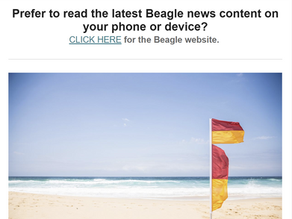 Your Midweek edition of Beagle news wrap is OUT NOW