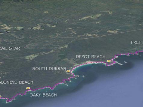 Public consultation period for Murramarang South Coast Walk Draft Master Plan ends 23 August 2020