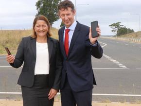 Phillips: Labor will fix Princes Highway Mobile Blackspots