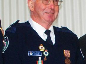 Central Tilba Rural Fire Brigade-NSWRFS - VALE Richard Bate.