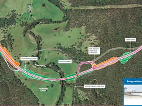 Princes Highway Upgrade At Dignams Creek Complete