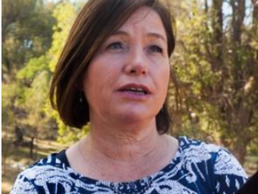 """Leanne Atkinson on the Eurobodalla Rural Land Strategy : """"it's a done deal"""" holds no water."""
