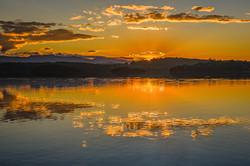 MerrickBailey -Sunset on Tuross Lake