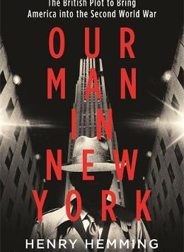 Our Man In New York - a review