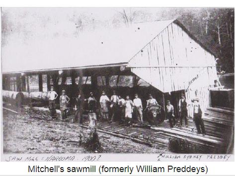 Moruya: Town Of Pioneers-Picks-Shovels & Convicts.