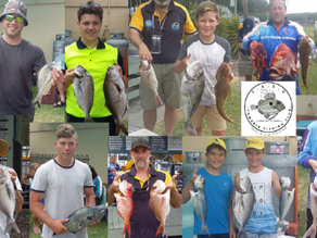 Tomakin Fishing Club report Feb 5th