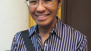 Congratulations to Maria Ressa : One of the key inspirations for The Beagle