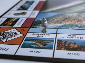Batemans Bay makes it to the Monopoly Board