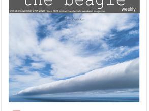 Beagle Weekender of November 27th 2020