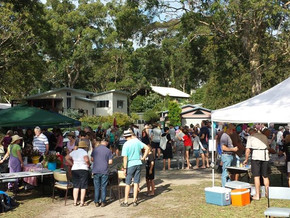 Sth Durras Easter Markets a great sucess