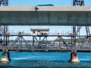 South Coast Pix presents: Batemans Bay Bridge update Jan 16th 2021