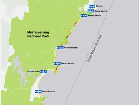 Durras Community Assoc raises concerns over Coastal Walk