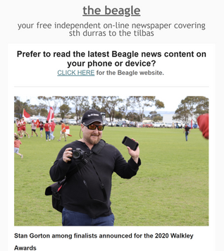 Your Midweek Beagle news wrap-up is OUT NOW