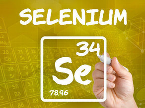 Avoiding Selenium Deficiency