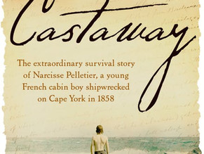 Castaway: The Book Tour Diary - PART ONE