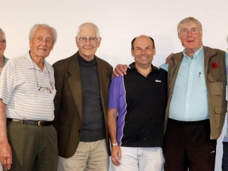 Narooma Camera Club celebrates past presidents