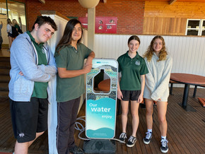Young environmental leaders join forces at The Crossing camp