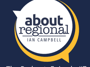 About Regional Podcast #7 - Feb 2017