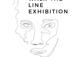 "The Gallery Mogo presents ""Walk The Line"" until Jan 7th"