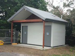 Durras Lake toilets open in time for Christmas