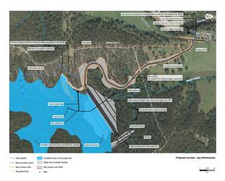 Morrison bows to Labor pressure over Eurobodalla water solution