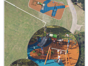 Final design for the new South Durras playground