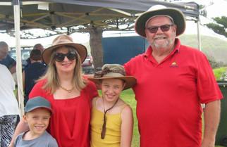 Australia Day at Tuross Head