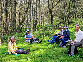 Dalmeny and Narooma Bushwalkers: Potato Point Bird Life Walk