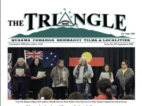 September edition of The Triangle OUT NOW