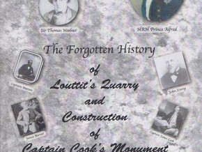 Louttit and Moruya Granite history launch Mar 15th in Moruya
