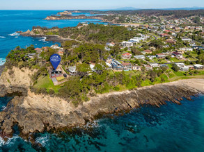 Rare of rare property at Malua Bay comes on to the market