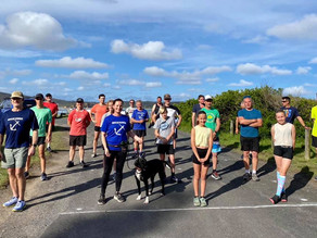 Broulee Runners October 28th 2020