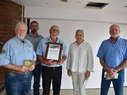 Entries open for Fergus Thomson OAM Heritage Award