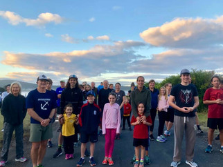 Broulee Runners Wed June 26th 2019