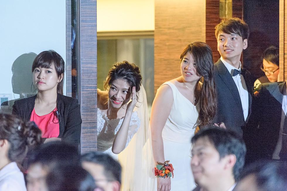 婚禮攝影 | 惟恩 & 孟樺, 陽明山中國麗緻大飯店