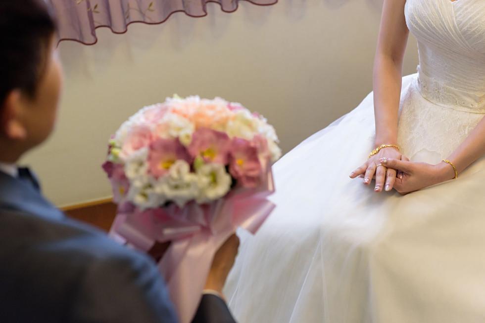 婚禮攝影 | 建傑 & 采欣