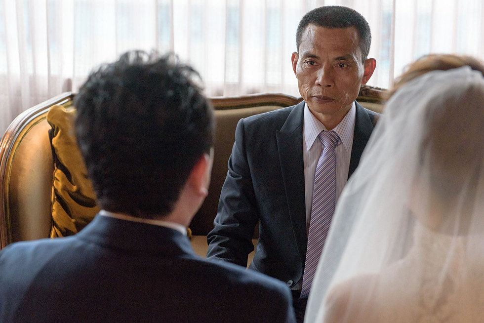 婚禮攝影 |啟峯&鈴怡, 君品酒店