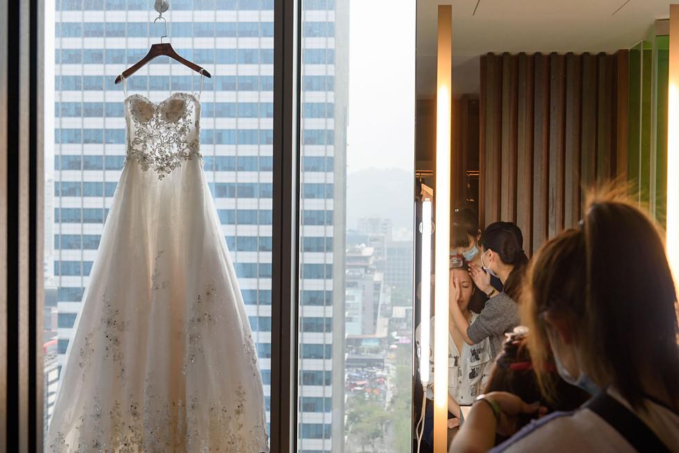 Wedding 婚禮紀錄 | Andy & Angie, W Hotel Taipei