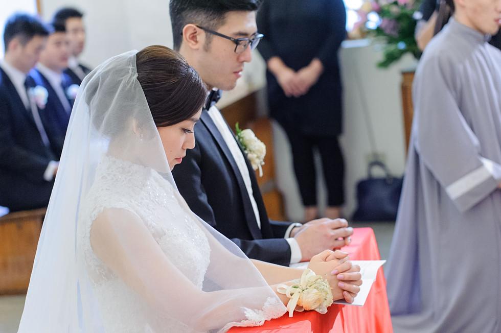 婚禮紀錄 | Stamford & Audrey, 寒舍艾美酒店