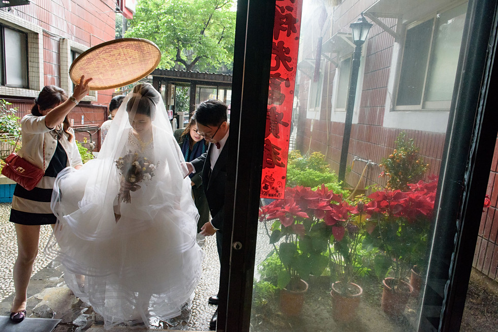 婚禮攝影 | Cathy & Vincent, 君品酒店
