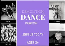 Demolition Dance Troupe