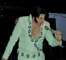 James Burrell - Elvis Tribute