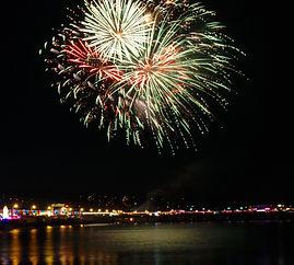 Regatta Fireworks display