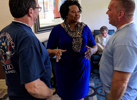 Al Heggins pledges to fight for Medicaid expansion to save lives, create jobs