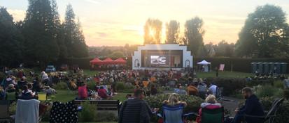 Cinema Hire Evening